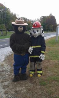 Deering Fire Prevention Week
